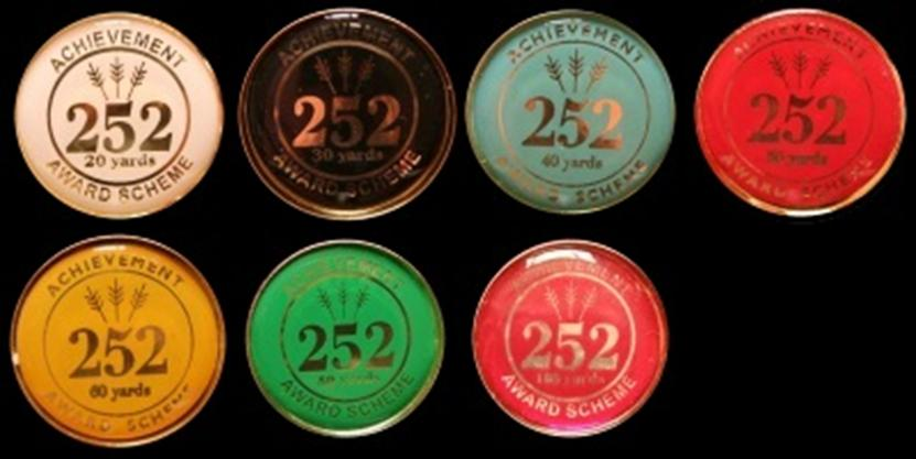 "Outdoor ""252"" award scheme"